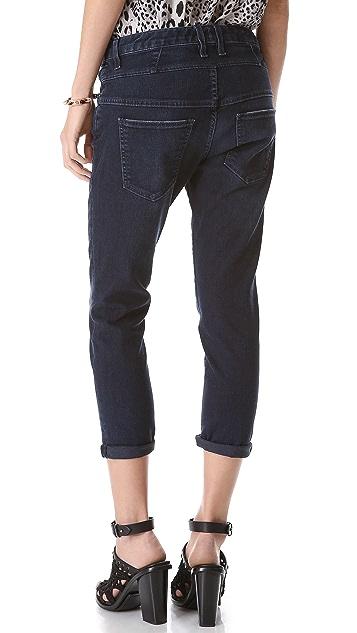 Current/Elliott The Drainpipe Jeans