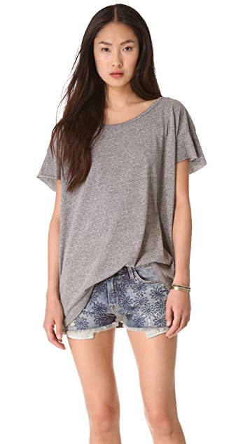 Current/Elliott The Oversize Tee