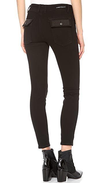 Current/Elliott The Combat Stiletto Jeans