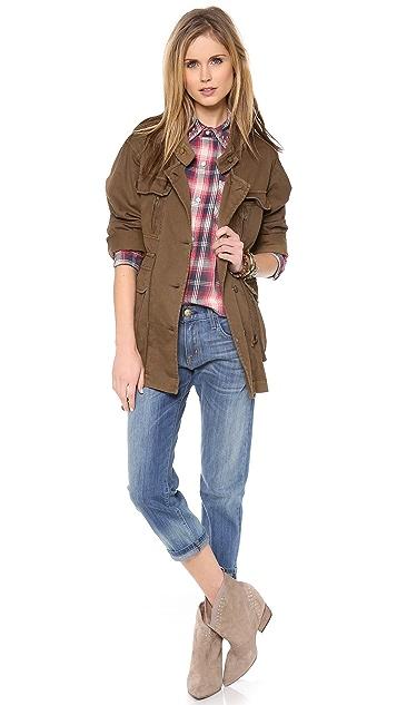 Current/Elliott The Heritage Boyfriend Jeans