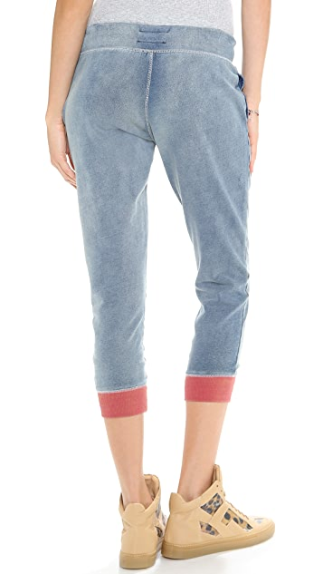 Current/Elliott The Cropped Sweatpants