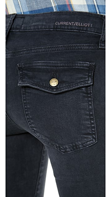 Current/Elliott The Flat Pocket Cargo Jeans