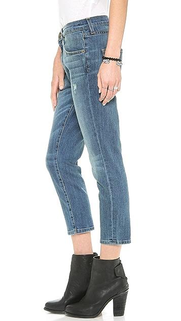 Current/Elliott The Skinny Boyfriend Jeans
