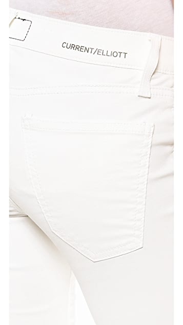 Current/Elliott Soho Zip Stiletto Jeans