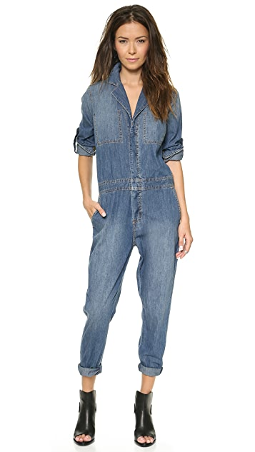 Current/Elliott The Mechanic Jumpsuit
