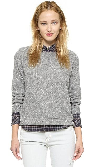 Current/Elliott The Oversized Sweatshirt