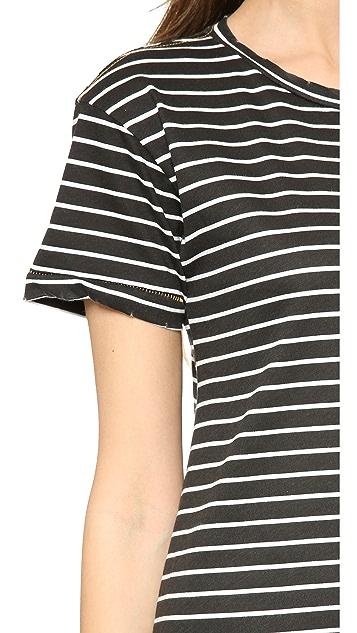 Current/Elliott The Knit Tee Dress