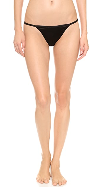 CURRICULUM VITAE Black Widow Bikini Briefs
