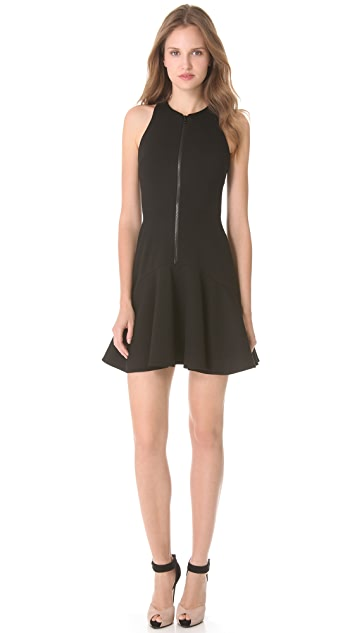 Cushnie Et Ochs Sleeveless Scuba Dress