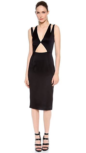 Cushnie Et Ochs Sleeveless Dress