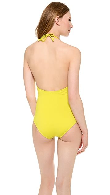 Cushnie Et Ochs One Piece Swimsuit