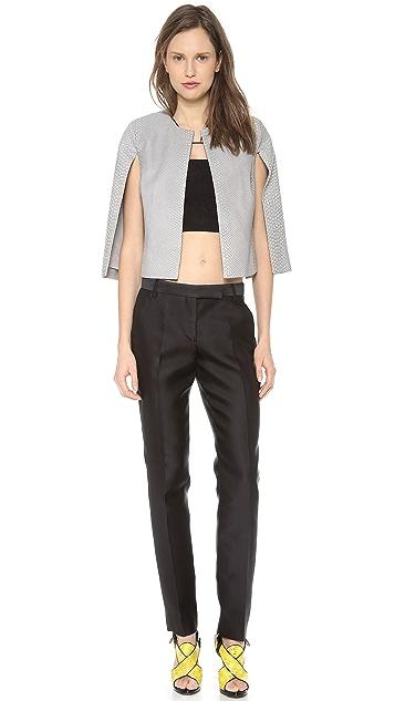 Cushnie Et Ochs Leather Jacket