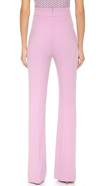 Cushnie High Waisted Pants