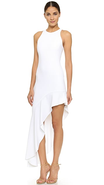 Cushnie Et Ochs Sleeveless High / Low Gown