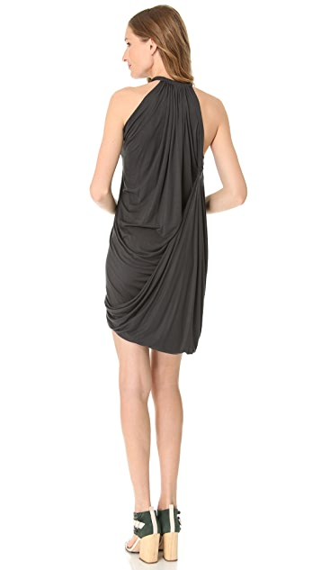 Cut25 by Yigal Azrouel Asymmetrical Modal Dress