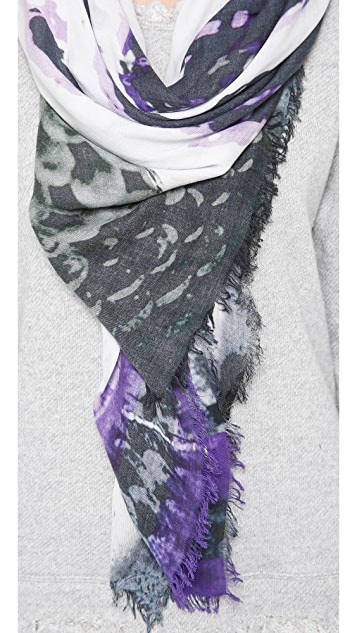 Cut25 by Yigal Azrouel Eyepaint Scarf