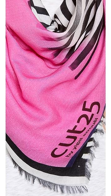 Cut25 by Yigal Azrouel Dress Scarf