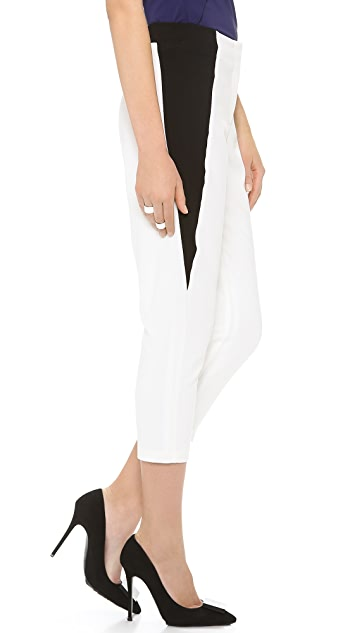 Cut25 by Yigal Azrouel Colorblock Pants