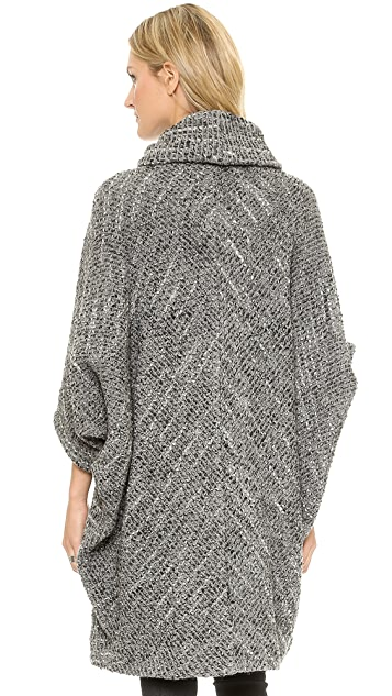 Cut25 by Yigal Azrouel Dolman Sleeve Coat