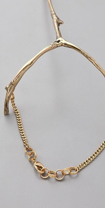 Cornelia Webb Branch Double Bracelet