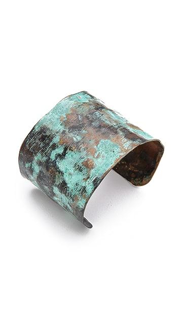 Cornelia Webb Small Oxidized Cuff