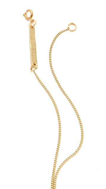 Cornelia Webb Lucky Me Necklace