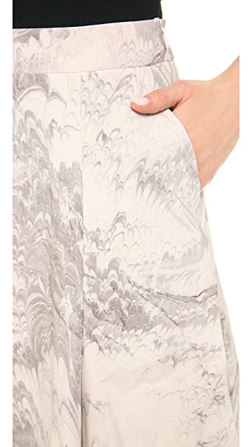 Creatures of the Wind Flat Pleat Skirt