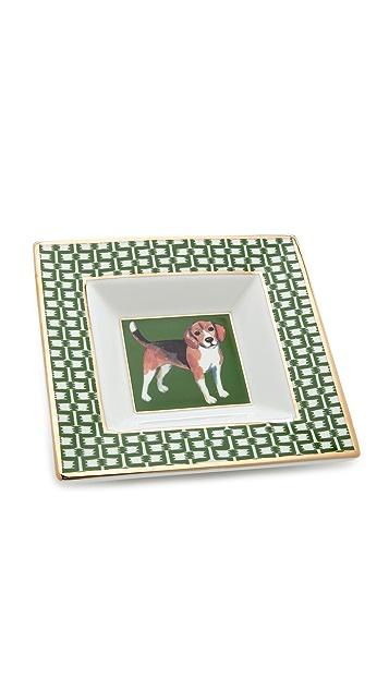 C. Wonder Beagle Porcelain Plate
