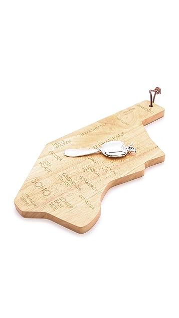 C. Wonder NYC Cheese Board