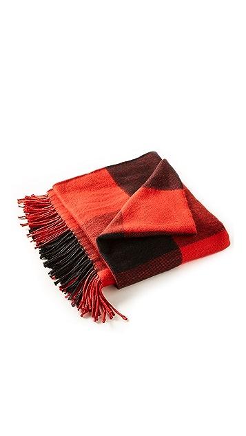 C. Wonder Buffalo Check Throw Blanket