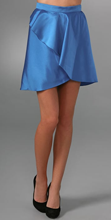 Cynthia Rowley Wrap Skirt
