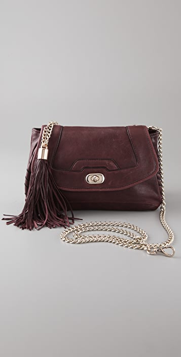 Cynthia Rowley Soft Wrapped Chain Bag