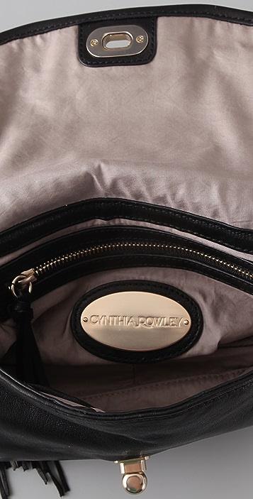 Cynthia Rowley Soft Wrapped Chain Bag
