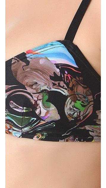 Cynthia Rowley Reversible Bikini