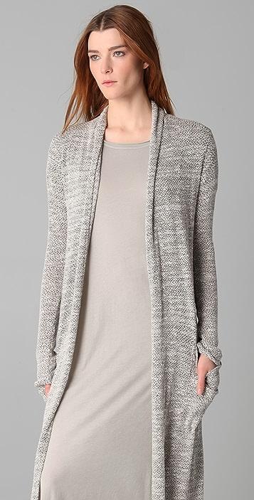 Daftbird Long Cardigan Sweater