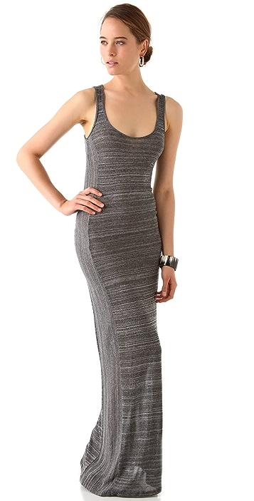 Daftbird Long Tank Dress