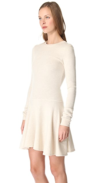 Daftbird Long Sleeve Dress