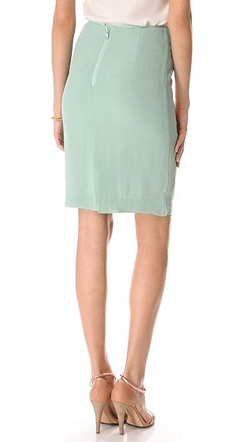 Dagmar Lilla Print Skirt
