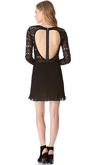Dagmar Elissa Open Back Dress