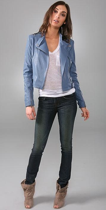 Dallin Chase JJ Leather Jacket