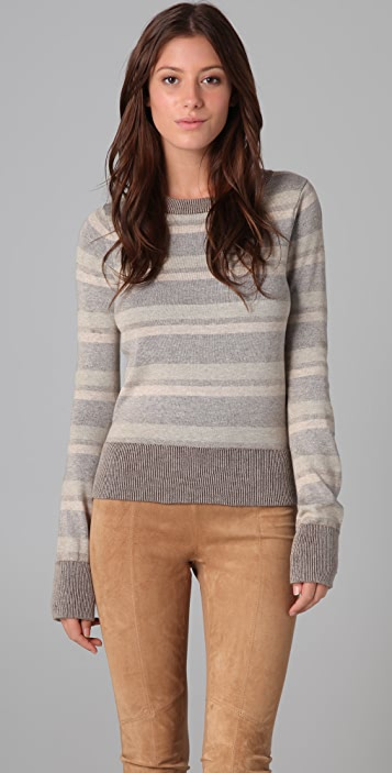 Dallin Chase Dexter Striped Sweater