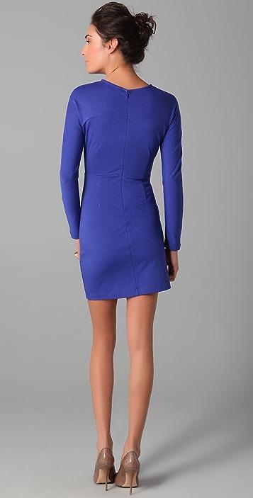 Dallin Chase Jeffrey Cutout Dress