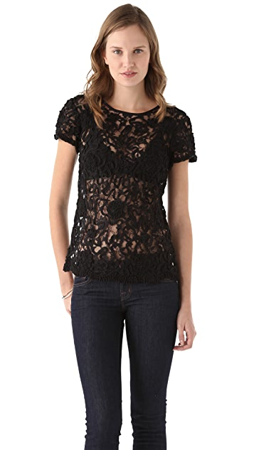 Dallin Chase Mister Lace Top