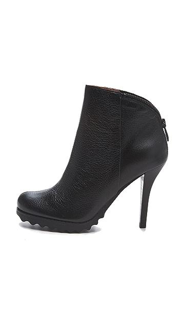 Daniblack Morton High Heel Booties