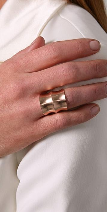 DANNIJO Jacinda Rose Gold Ring
