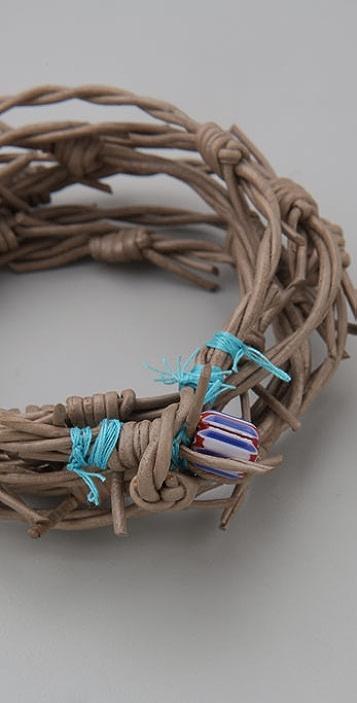 DANNIJO Aaron Wrap Bracelet