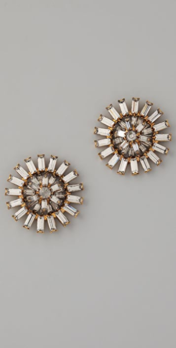 DANNIJO Garbo Earrings
