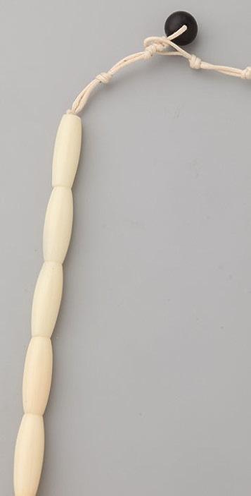 DANNIJO Veruschka Bone Necklace