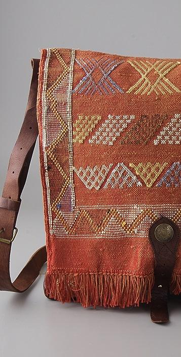 DANNIJO Moroccan Messenger Bag