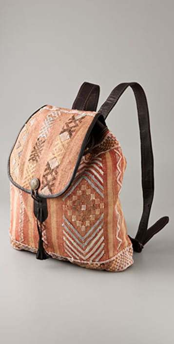 DANNIJO Moroccan Backpack